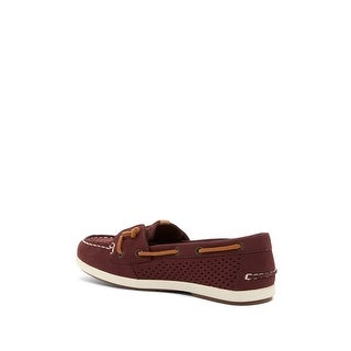 Sperry Womens Coil Ivy Pref Closed Toe Boat Shoes