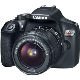 Canon EOS Rebel T6 DSLR Camera with 18-55mm Lens (International Model)