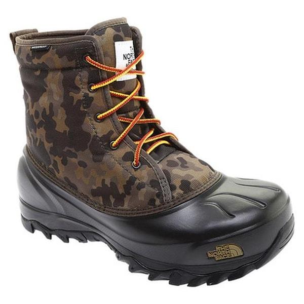 f6439d739 Shop The North Face Men's Tsumoru Waterproof Boot Tarmac Green ...