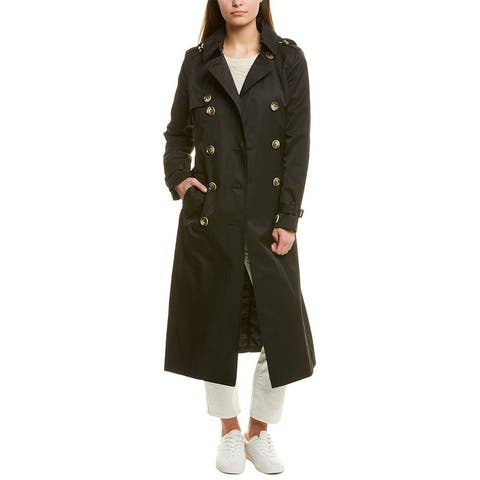 Tahari Laurie Trench Coat