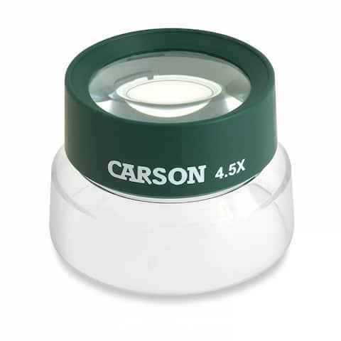 Carson 4.5x BugLoupe Outdoor Green