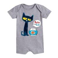 Pete The Cat Pete The Goldfish  - Infant Romper