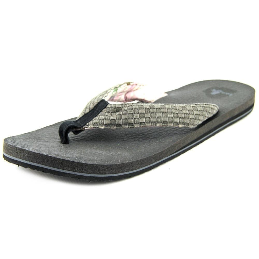 Sanuk Mens Yogi 3 Flip-Flop