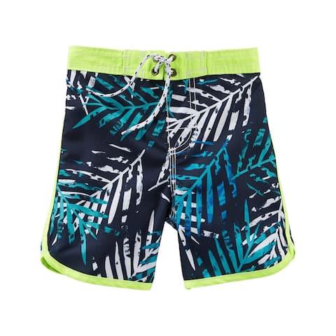 OshKosh B'gosh Baby Boys' Bathing Swim Trunks- Palms- 12 Months