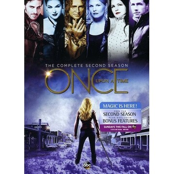 Once Upon a Time - Once Upon a Time: The Complete Second Season [DVD]