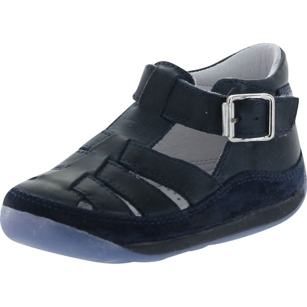 Falcotto Infant Boys 163 Closed Protective Toe And Back Casual Sandal Shoes