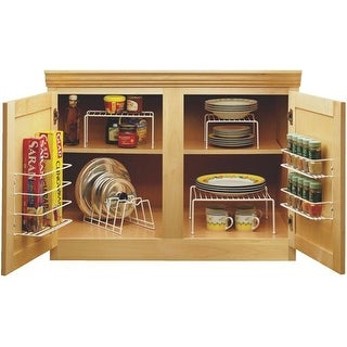 Panacea Products Ktchen Cabinet Organizer 457101 Unit: EACH