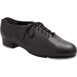 Capezio Dance Girls' Tic Tap Toe Shoe Black