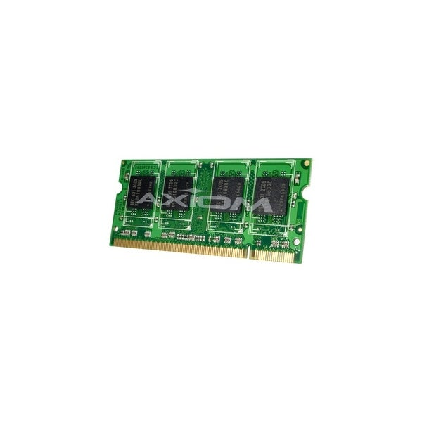 """""""Axion AX27693238/1 Axiom 2GB Module - 2 GB (1 x 2 GB) - DDR3 SDRAM - 1600 MHz DDR3-1600/PC3-12800 - Non-ECC - Unbuffered -"""
