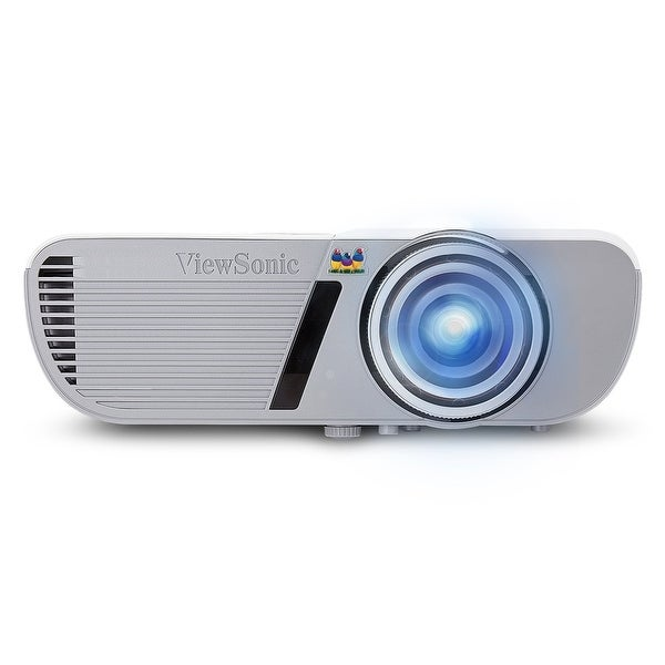 Viewsonic - Lightstream Wxga Short Throw Projector, 3,200Lm, Pjd5553lws, Supercolor , Sonice
