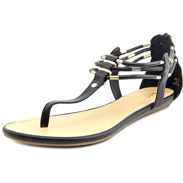Report Lavell Women Open Toe Synthetic Thong Sandal