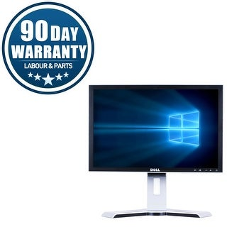 "Refurbished Dell 1908WFP 19"" LCD 1440 X 900 - Black"