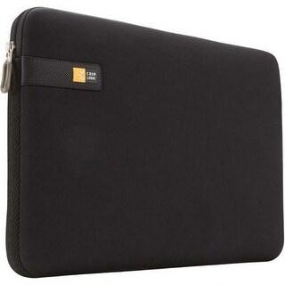 "Case Logic Laps-114Black 14"" Laptop Sleeve Black"