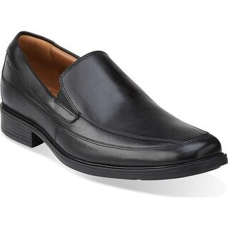 Clarks Men's Tilden Free Black Leather