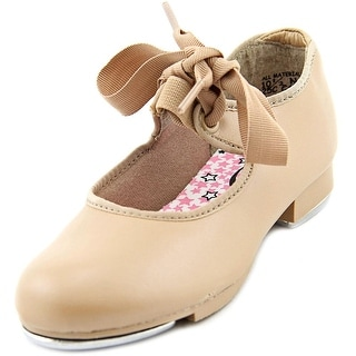 Capezio Jr. Tyette W Round Toe Synthetic Dance