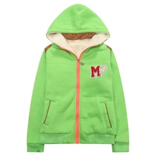Richie House Boys' Coat with Short Fleece to Warm
