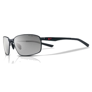 Nike Mens Avid SQ (Square) Black with Grey Lens Sunglasses