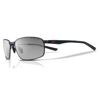 Nike Mens Avid SQ (Square) Black with Grey Lens Sunglasses