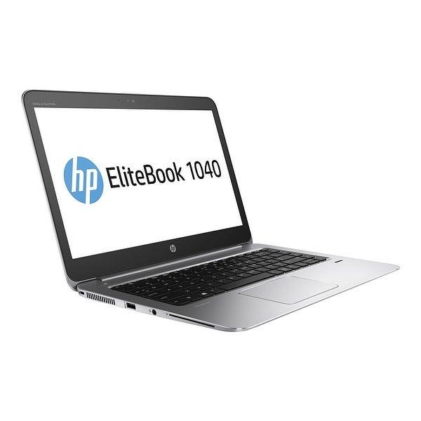 Hp Inc. - Sbuy Hp 1040, Intel Core I7-6500U, 14 Qhd Ag Led Uwva, Uma, 8Gb Ddr4 Ram, 512Gb