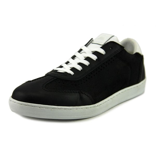 Aldo Baatz Men Leather Black Fashion Sneakers