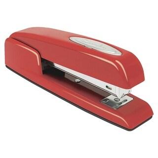 ACCO Swingline 747 Full Strip Business Stapler, 35450 Staples, 20 Sheets, 210 Staple, Red