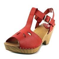 MTNG 93876 Women Rojo Sandals