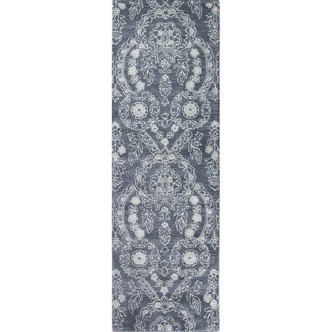 Bashian Meila Contemporary Hand Tufted Area Rug