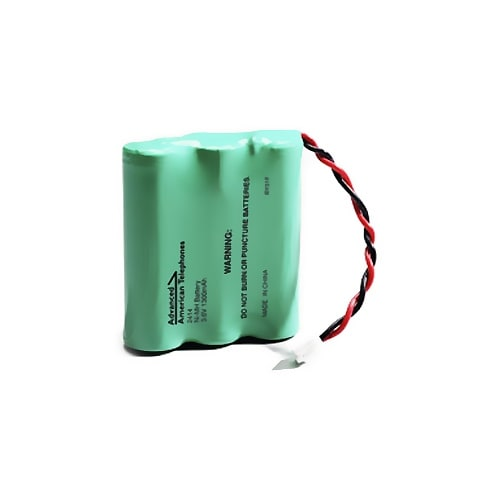 GENERAL ELECTRIC TL26144 Equivalent Cordless Phone Battery 86154, GE-TL26144, GE-TL26154, GES-PCF02