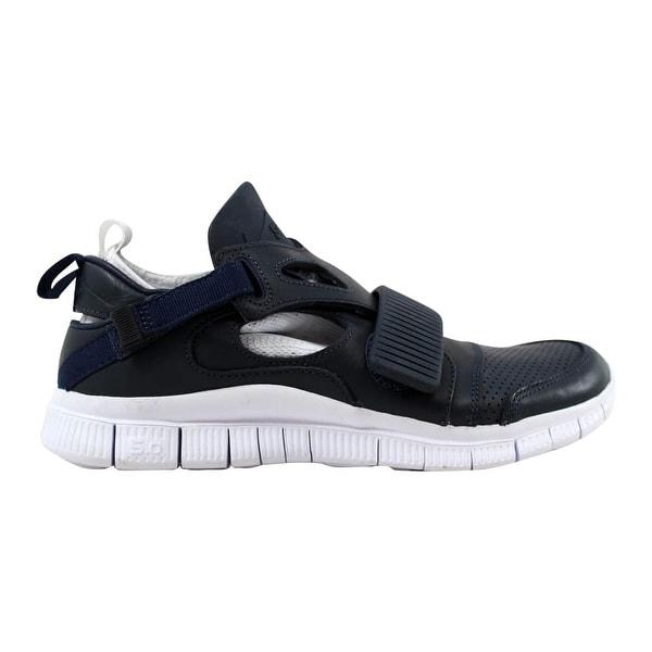 6283d6c02b6f Nike Free Huarache Carnivore SP Obsidian White-Catalina-Black Men  x27