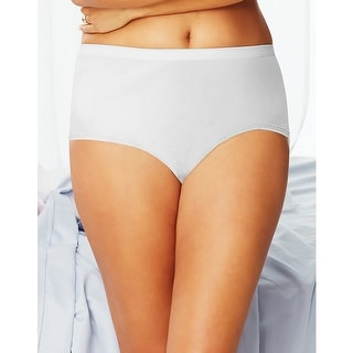 Just My Size Cotton TAGLESS Brief Panties 5-Pack - 9