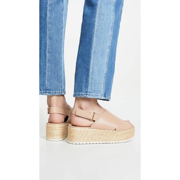 Jesson Platform Sandals - 8