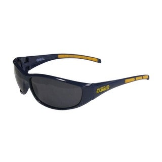 Buffalo Sabres NHL 3 Dot Wrap Sunglasses