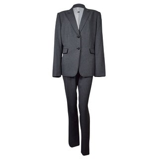 Tahari by ASL Women's Nantucket Breeze Embellished Pant Suit