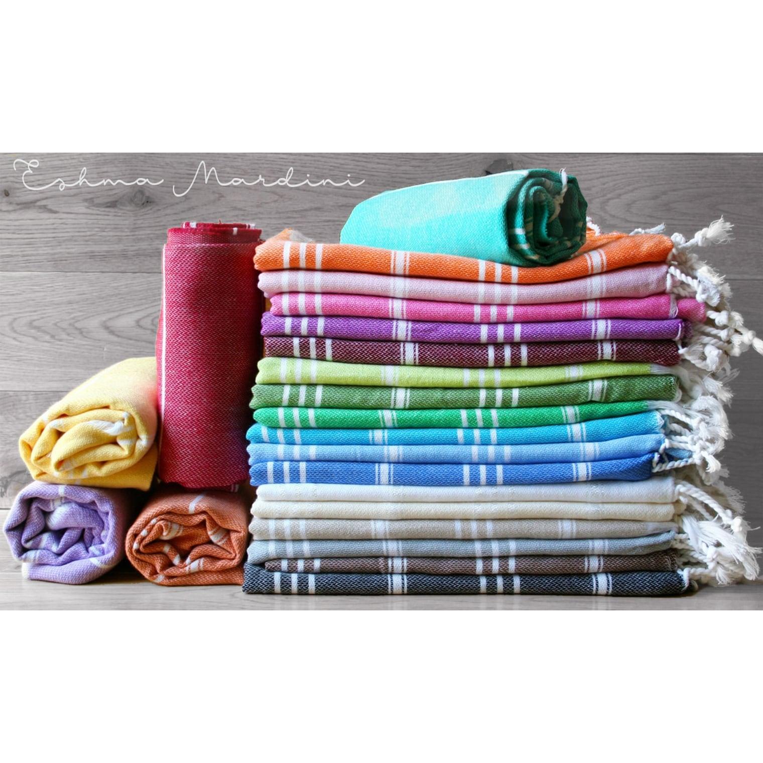 "Swan Comfort Cotton Swimsuit Cover Up & Bath Beach Travel Towel - 39"" x 70"" - Thumbnail 0"