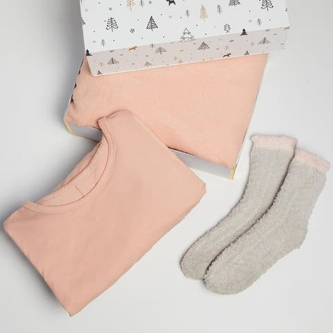 Comfy At Home 3-Piece Gift Set
