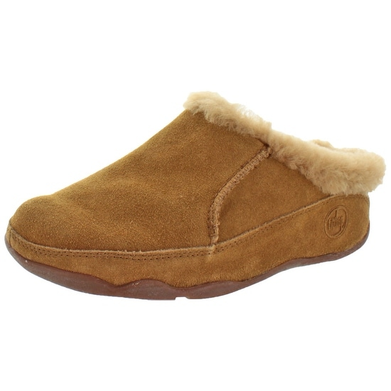 4f7558b41f24c5 Shop FitFlop Women s Lounge Deluxe Suede Loafers Shoes - Free Shipping On  Orders Over  45 - Overstock - 17813681