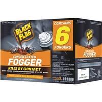 Spectrum Brands H&G 6Pk Black Flag Fogger HG-11079 Unit: EACH