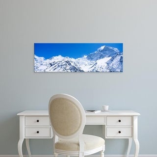 Easy Art Prints Panoramic Images's 'Machapuchare, Annapurna, Nepal' Premium Canvas Art