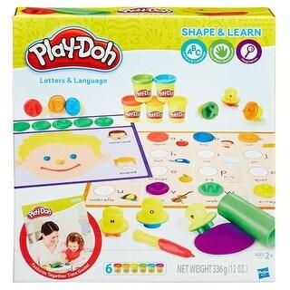 Hasbro HSBB3407 Play-Doh Letters & Language Toys