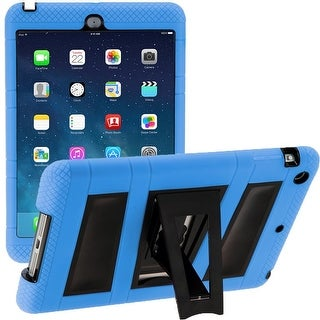 iPad Mini 3 Case, i-Blason, Apple iPad Mini with Retina Display Case, Ipad Mini 3-Blue/Black