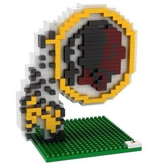 Washington Redskins 3D NFL BRXLZ Bricks Puzzle Team Logo