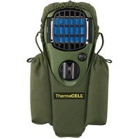 ThermaCELL Personal Mosquito Repellent Appliance Holster with Belt Clip, Olive Green - MR-HJ