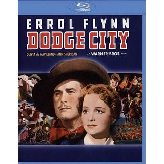 Dodge City - Blu-ray Disc