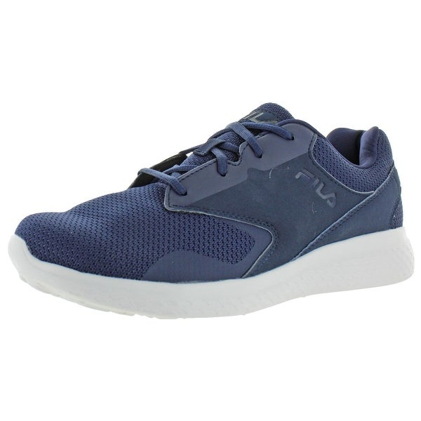 fila blue casual shoes
