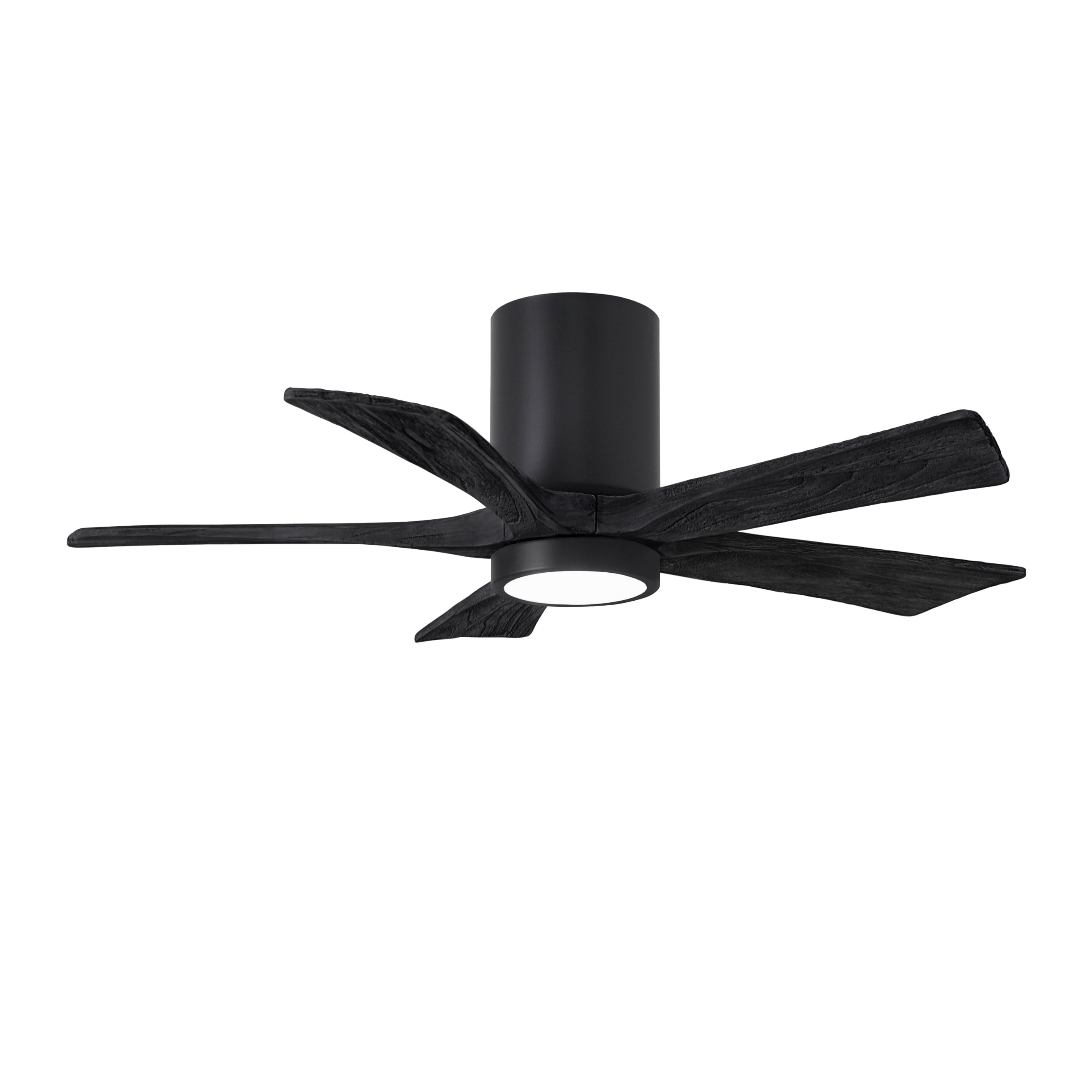 Shop For Matthews Fan Irene 5hlk 42 Inch Matte Black Ceiling Fan With Led Light Kit Get Free Delivery On Everything At Overstock Your Online Ceiling Fans Accessories Store Get 5 In Rewards With Club O 31284016