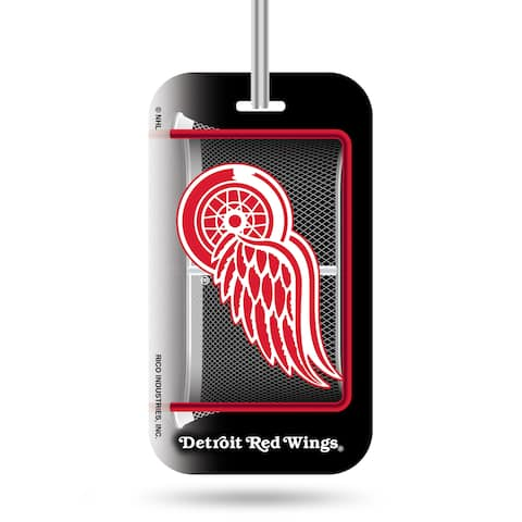 Detroit Red Wings Luggage Tag