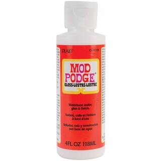 Mod Podge Gloss Finish-4oz
