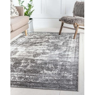 Link to Unique Loom Salle Garnier Sofia Rug Similar Items in Transitional Rugs