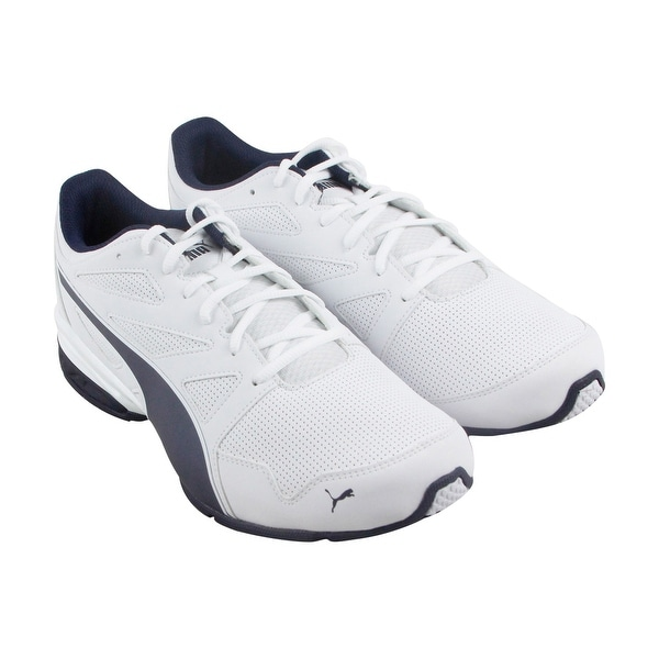 Shop Puma Tazon Modern Sl Fm Mens White Synthetic Athletic Running ... 2059b9207