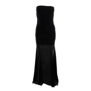 Boutique Womens Bandage Prom Maxi Dress